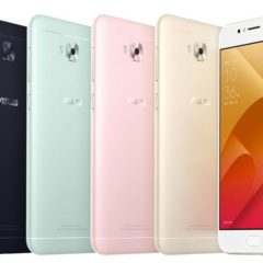 Asus ZenFone 4 Selfie Lite With 5.5 inch FHD Display And 13 MP Front Camera Announced