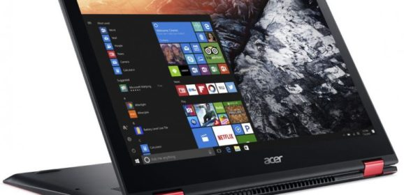 Acer Nitro 5 Spin 2-in-1 With 15.6-inch Display Launched Starts At 79,900 INR