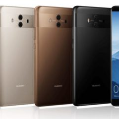 Huawei Mate 10 With 5.9-inch 2K Display and Kirin 970 SoC Goes Official