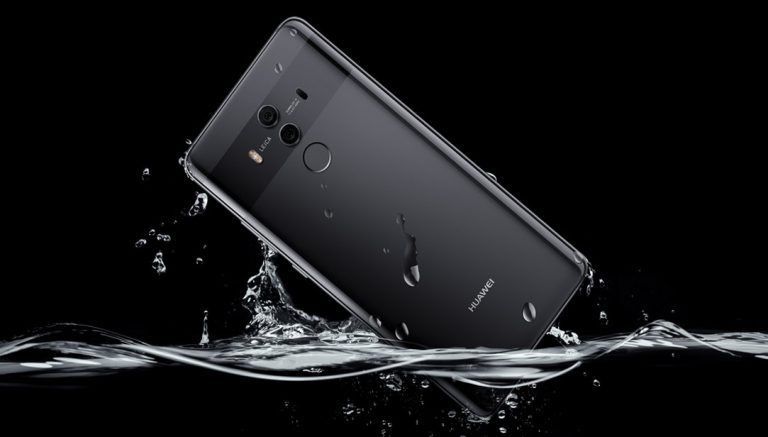 Huawei Mate 10 Pro With 20+12 MP Rear Cameras And 6 inch