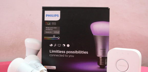 Philips Hue review: Lighten up your surroundings