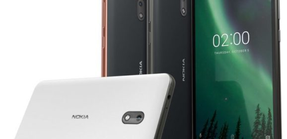 Nokia 2 With 5 inch HD Display And 4100mAh Battery Launched In India