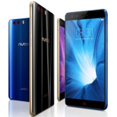 Nubia Z17 MiniS With Four Cameras And 6GB RAM Announced