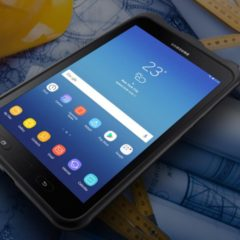 Samsung's Rugged Galaxy Tab Active 2 With 8-Inch Display Goes Official