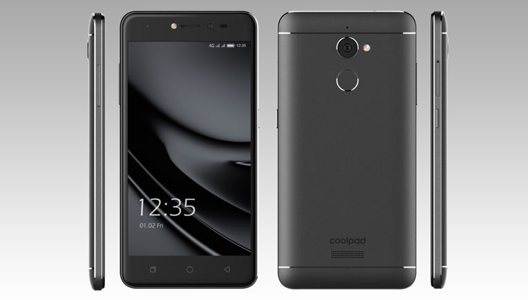 new styles 04a54 4b8a4 Coolpad Note 5 Lite With 32GB Internal Storage Launched At 8,199 INR