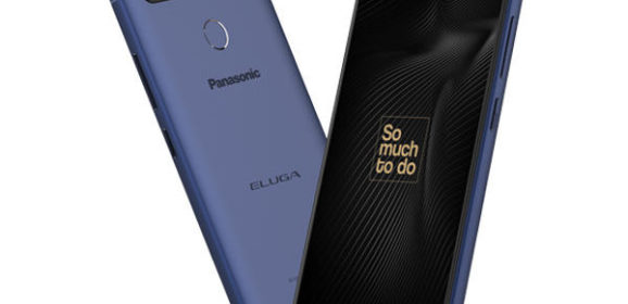 Panasonic Eluga A4 With 5.2 inch HD Display And 5000mAh Battery Launched For Rs. 12,490