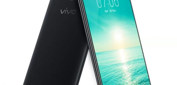 Vivo V7 With 5.7 inch Bezel-less Display And 24MP Rear Camera Launched At 18,990 INR