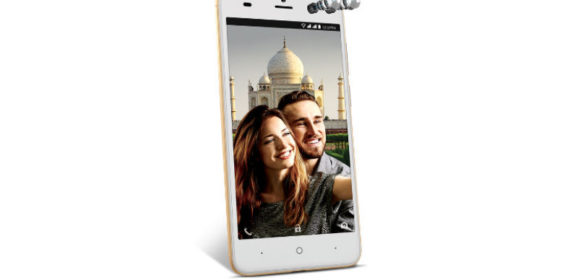 Intex Elyt Dual With 5 inch HD Display And Dual Selfie Cameras Launched At 6,999 INR