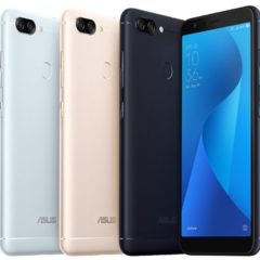 ASUS Zenfone Max Plus With 18:9 Display And 4130mAh Battery Announced