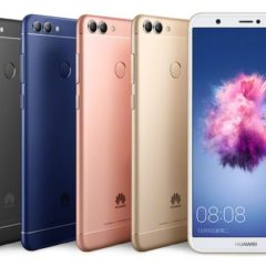 Huawei Enjoy 7S With 5.65 inch FHD+ Display And Android 8.0 Oreo Announced