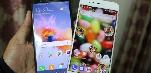 Xiaomi Mi A1 Vs Honor 7X Comparison: Which one is better?