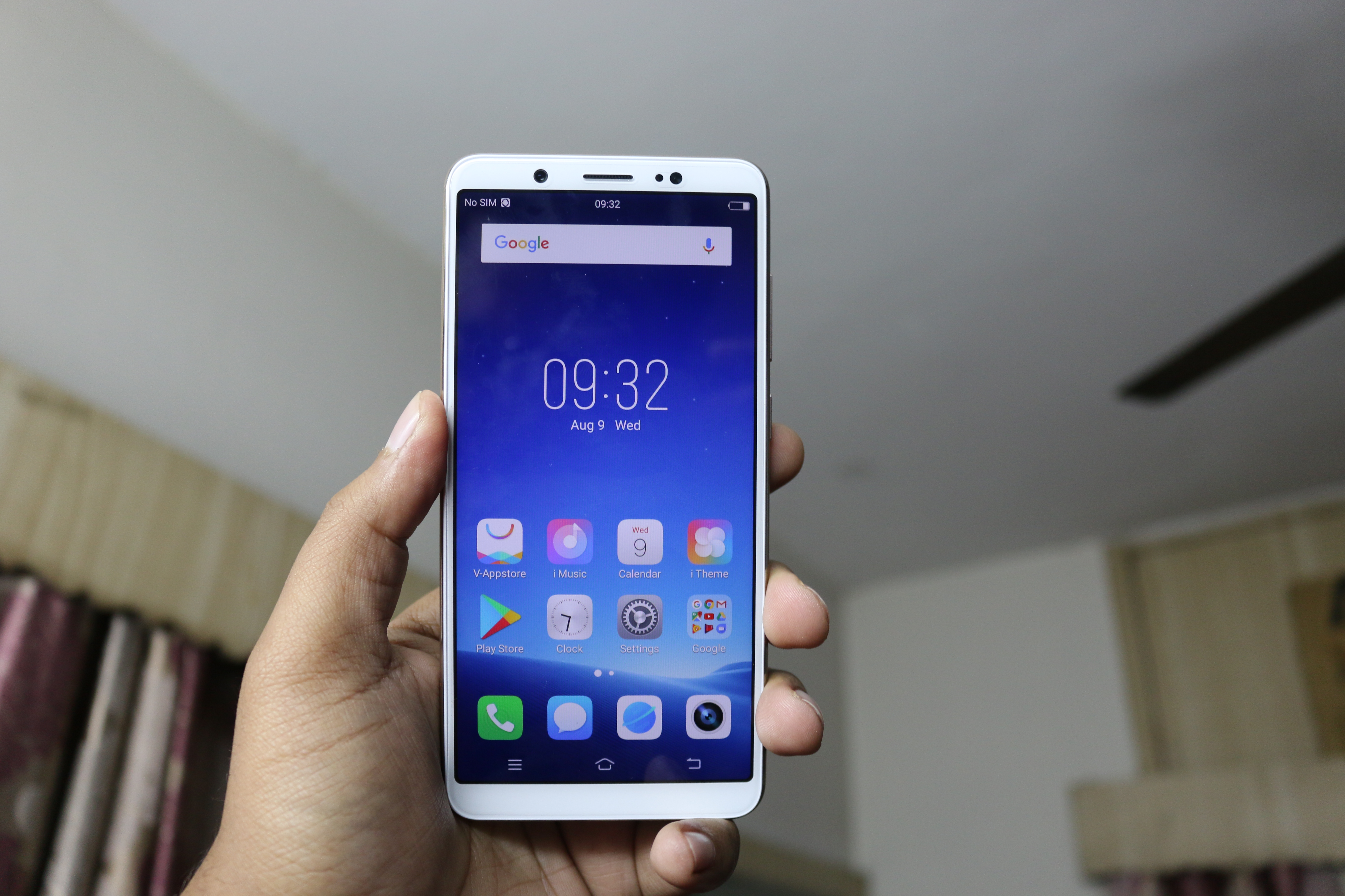 Vivo V7 Review – Ergonomic Phone That Can Shoot Good Selfies |