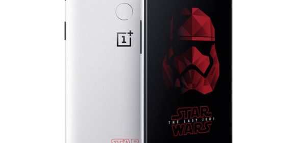 OnePlus 5T Star Wars Edition Launched In India For Rs. 38,999