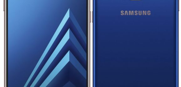 Samsung Galaxy A8+(2018) and Galaxy A8(2018) With Dual Selfie Cameras Go Official