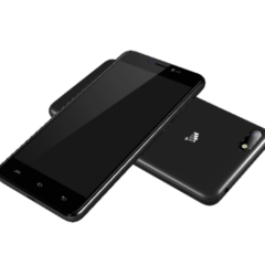 Micromax Bharat 5 With 5.2 inch Screen and 5000mAh Battery Launched At 5,555 INR