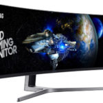 Samsung CHG90 49-inch Curved Display Monitor Launched At Rs. 1,50,000