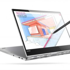 Lenovo Yoga 920 Limited Edition Convertible Laptop With UHD Display And Active Pen Launched At 1,27,150 INR