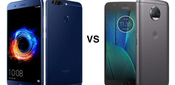 Honor 7X VS Moto G5s Plus Comparison: Which is the best midrange phone?