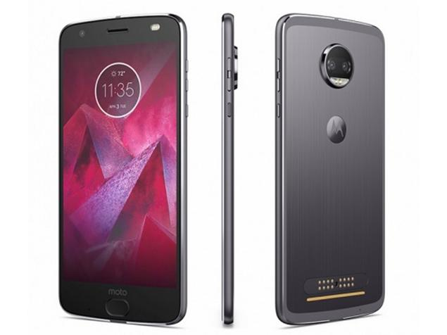 Motorola Moto Z2 Force With QHD Shatterproof Display And 6GB