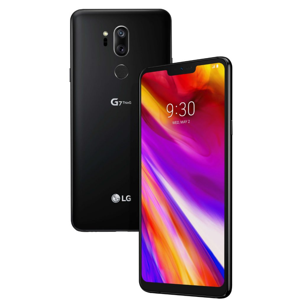 LG G7 ThinQ With 6 1-inch Full HD+ 19 5:9 Display And SD 845