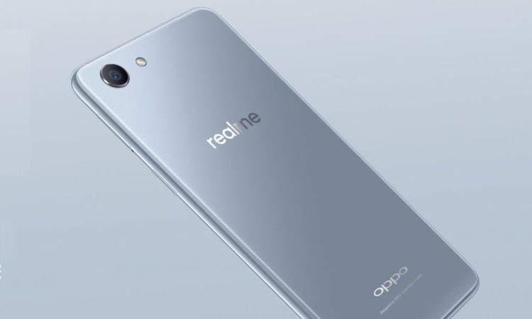 Oppo Realme 1 Moonlight Silver Edition With 4GB RAM Launched In