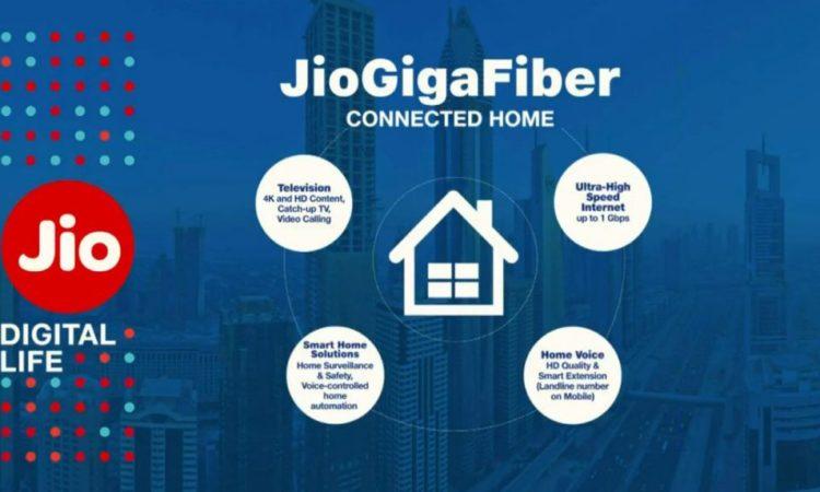 Jio announces JioGigaFiber – 1GBps fiber broadband, GigaTV Set-top