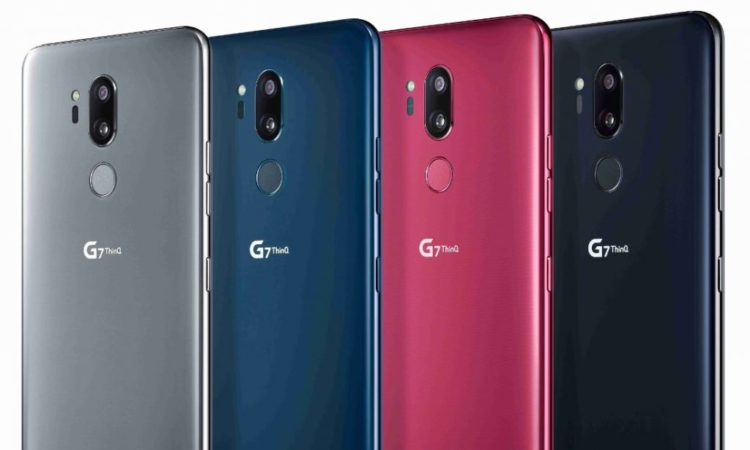 Image result for LG G7+ ThinQ with 6.1-inch QHD+ display, Snapdragon 845, 16MP dual rear cameras Review