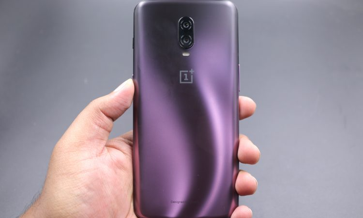 OnePlus 6T sales are up 249% over the OnePlus 6