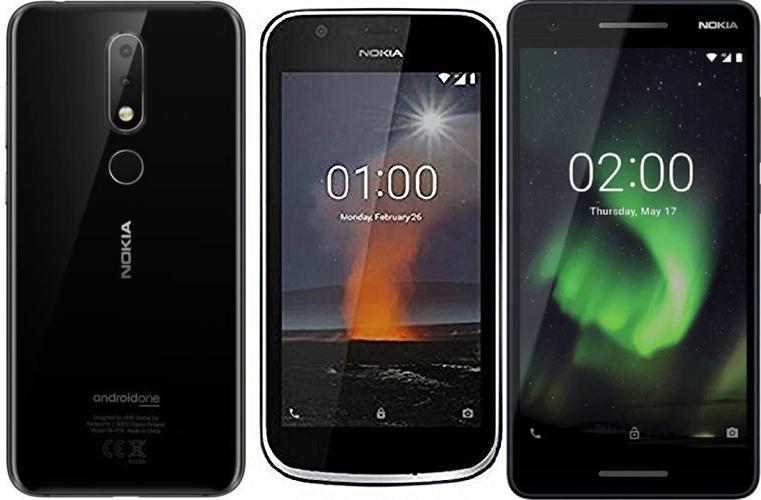 Nokia 1, Nokia 2 1 and Nokia 6 1 Plus now even more affordable