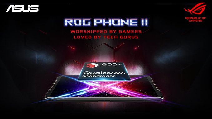 Gaming smartphone ASUS ROG II launched in India