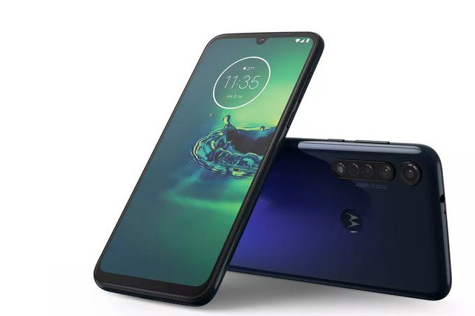 Moto G8 Plus With 48mp Triple Rear Camera Launched In India For 13,999 Inr |